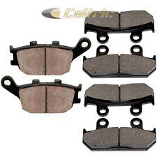 FRONT & REAR BRAKE PADS Fits Honda CBR600 CBR600F CBR600F2 SUPER SPORT 91-94