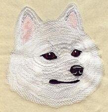 Embroidered Short-Sleeved T-shirt - American Eskimo I1222 Sizes S - Xxl