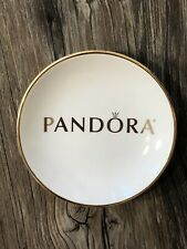 PANDORA Ceramic Jewelry Dish Collector's Item