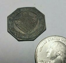 Mexican Mutualista - Antique Die Mold Hob