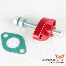 Manual Adjuster Timing Cam Chain Tensioner Red For HONDA TRX 400EX, 99-up Hot