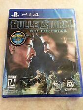 Bulletstorm: Full Clip Edition (Sony PlayStation 4, 2017) PS4 NEW