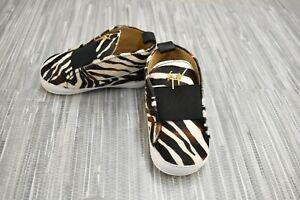 **Giuseppe Zanotti Kids Culla London Sneaker, Infant Girl's Size 2.5-3/EU 18