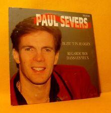Cardsleeve Single CD PAUL SEVERS Ik Zie't In Je Ogen 2TR Dutch Schlager