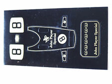 Really Useful Spares Repro Scalextric Decal Sheet RUD31 C50 JPS LOTUS #8  RUSC