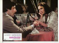 MARTHE KELLER AL PACINO BOOBY DEERFIELD 1977 VINTAGE PHOTO LOBBY CARD N°6