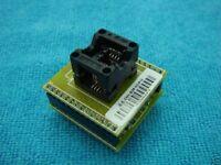 SOP8 To DIP8 DIP-8 Pin IC Programmer Test Adaptor,SP8 LI
