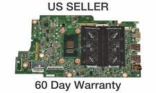 Dell Inspiron 13 5368 Laptop Motherboard w/ Intel i5-6200U 2.3Ghz Cpu Ykp87