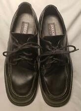 Sketchers-Mens Black Dress Shoes-Size 11
