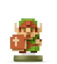Nintendo Amiibo Character 8 bit Link For Wii 3DS The Legend Of Zelda Collection