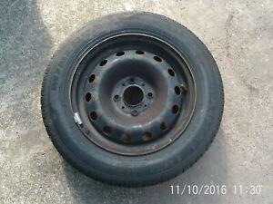 (586) Citroen C3 Wheel steel with budget tyre 175 65 14 5mm