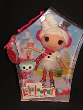 NIB LALALOOPSY DOLL WINTER SNOWFLAKE FULL SIZE NEVER OPENED GREAT FOR GIFT