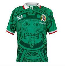 Mexico 1998 VINTAGE RETRO SOCCER FOOTBALL SHIRT JERSEY XZ