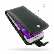 PDair Leather Flip Top Wallet Case for Motorola Moto G 3G 3rd Gen Black