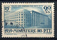 PROMO / STAMP / TIMBRE DE FRANCE OBLITERE N° 422 MINISTERE DES PTT COTE + 22 €
