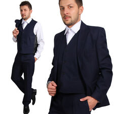 Hochzeitsanzug Herren Blau In Herren Anzuge Gunstig Kaufen Ebay