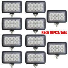 6x4 Flood Beam 400w Led Work Light Kits For Case Ih Steiger 330335380430530