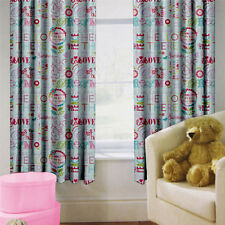 Princess/Fairies Pictorial Curtains for Children