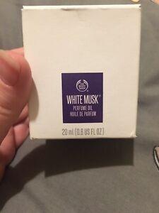 Body Shop White Musk 20ml Perfume Oil