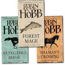 Robin Hobb 3 Books Set Collection The Soldier Son Trilogy NEW | Hobb, Robin PB