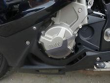 Sturzpads CNC Alu Motorschutz Engine Slider Abdeckung Cover Pads 4 T BMW S1000RR