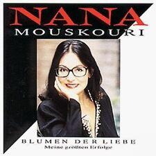 Nana Mouskouri Blumen der Liebe-Meine größten Erfolge (16 tracks, 1992) [CD]