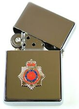 RASC ROYAL ARMY SERVICE CORPS  WINDPROOF CHROME PLATED LIGHTER