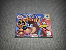 Banjo Tooie Nintendo 64 N64 Game Boxed AUS PAL, Cleaned & Tested