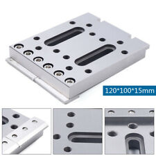 Wire Edm Fixture Board Stainless Jig Tool for Clamp Level Cnc Fasten Cut Steel
