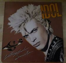 Billy Idol ‎– Whiplash Smile
