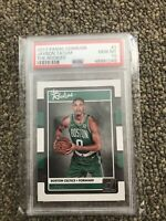 2017-18 Jayson Tatum PSA 10 Panini Donruss The Rookies Rookie Rc #3 🔥