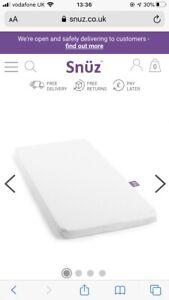 Snuz Snuzpod Mattress New In Packaging