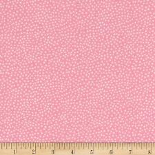Notepad Fabric Triangle Points Pink by Another Point Of View Premium Cotton