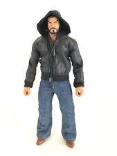 SU-HDJ-BK: 1/12 Black Wired Hoodie Jacket for Mezco, Marvel Legends (No Figure)
