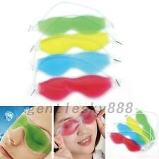 10pcs Assorted Ice Pack Eye Mask Eyes Relieve Fatigue Protect Eyes Pad Useful