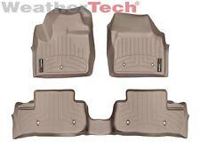 WeatherTech Custom Floor Mat FloorLiner for Land Rover LR2 - 2008-2012 - Tan