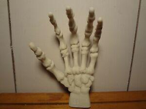 Skeleton Hand Resin Decor