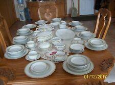 Heinrich Selb Bavaria Imperial Vintage Porcelain China 77 Piece Stunning Set