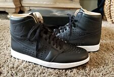 Nike Air Jordan 1 High Perf Black Vanchetta Tan