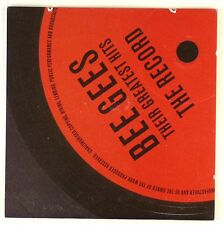 CD-Bee Gees-Their Greatest Hits: the record-a4074