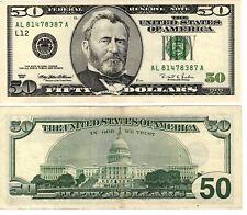 USA - 50 Dollars 1996 (San Francisco) - Federal Reserve Paper Money P 502 - VF
