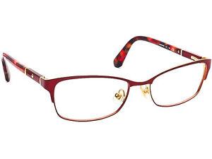Kate Spade Women's Eyeglasses Laurianne AJH Burgundy/Gold Frame 52[]16 140