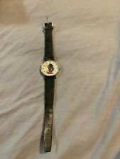 Disney Dick Tracy Watch New Battery Runs Great Awesome!