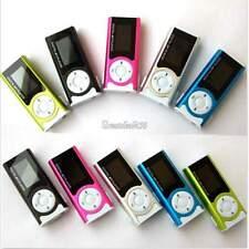 Mini LED Support MP3 Player USB Clip Micro SD TF Card Shiny 2/4/8/16GB Speaker