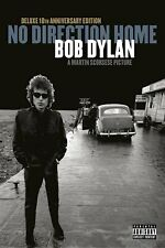 No Direction Home Bob Dylan 10th Anniversary Limited Deluxe Boxset DVD & Blu-Ray
