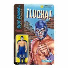 Legends of Lucha Libre Blue Demon Jr Action Figure Luchador Mexican Wrestling