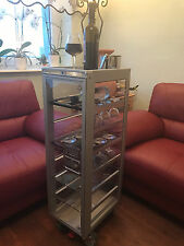 TROLLEY, aereo, Airline, Aircraft CART, halfsize, Bar, Office, fiera, REGALO