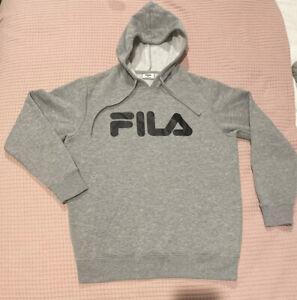 FILA Mens Hoodie Size M