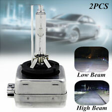 2x Universal Car 12V Stable D1S 6000K Xenon Replacement Bulb Lamp Hid Headlight