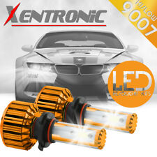 XENTRONIC LED HID Headlight kit white 9007 HB5 6000K 1999-2002 Daewoo Lanos
